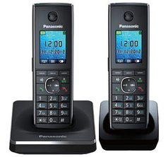 DECT-телефон Panasonic KX-TG8552RUB