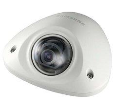 Уличная защищенная купольная IP камера Wisenet (Samsung) SNV-6012MP