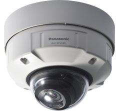 Купольная Уличная IP камера Panasonic WV-SFV631L