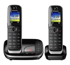DECT-телефон Panasonic KX-TGJ322RUB