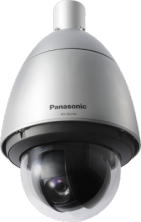 Поворотная Уличная IP камера Panasonic WV-S6530N
