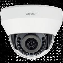 Уличная защищенная купольная IP камера Wisenet (Samsung) QNV-6070R